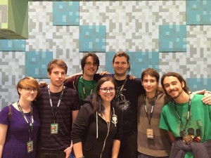 Thank you for an amazing Minecon!